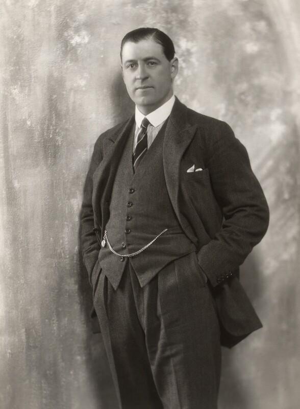 Jack Jarvis, by Bassano Ltd, 1928 - NPG x83670 - © National Portrait Gallery, London