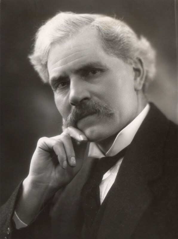 Ramsay MacDonald, by Bassano Ltd, 1923 - NPG x83712 - © National Portrait Gallery, London