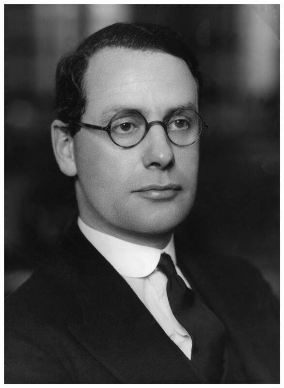Malcolm John MacDonald, by Bassano Ltd, 2 June 1938 - NPG x83814 - © National Portrait Gallery, London