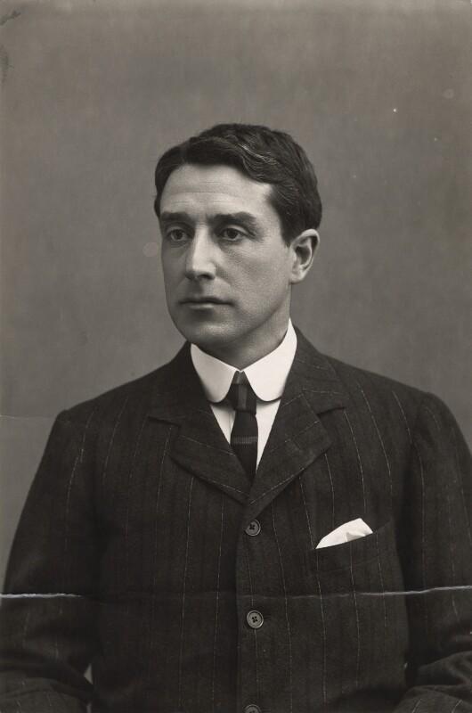 Eille Norwood, by Bassano Ltd, 1923 - NPG x83871 - © National Portrait Gallery, London