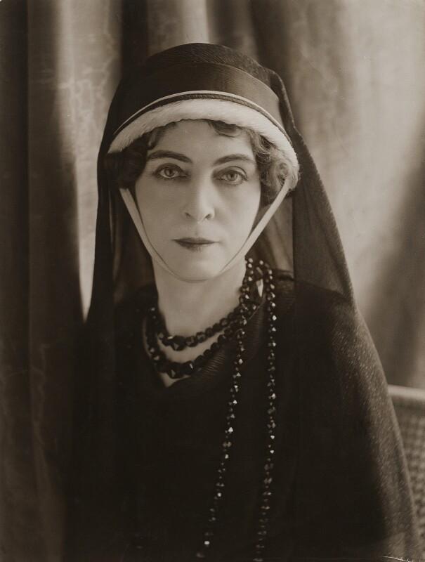 Nevada, Duchess of Oporto, by Bassano Ltd, 1920 - NPG x83898 - © National Portrait Gallery, London