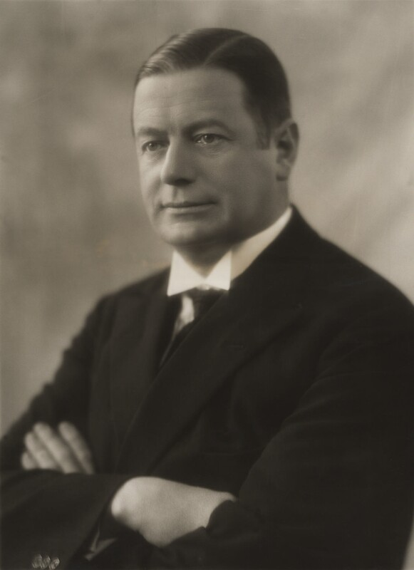 Sir Goronwy Owen, by Bassano Ltd, 21 June 1927 - NPG x83910 - © National Portrait Gallery, London