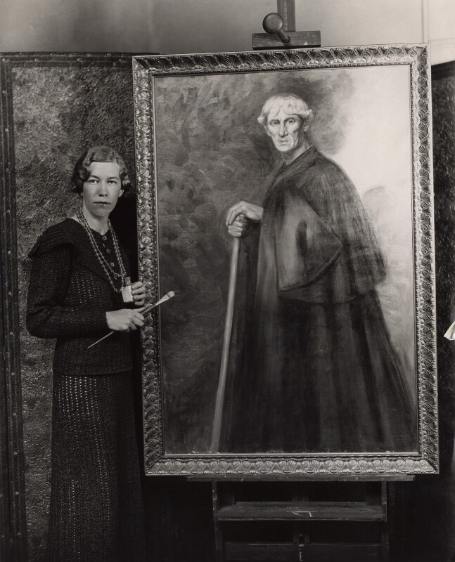 Countess Ingegerd Ahlefeldt-Laurvig, by Bassano Ltd, 27 May 1935 - NPG x83917 - © National Portrait Gallery, London