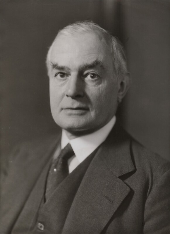 Sir Edward Howard Marsh, by Bassano Ltd, December 1935 - NPG x84026 - © National Portrait Gallery, London