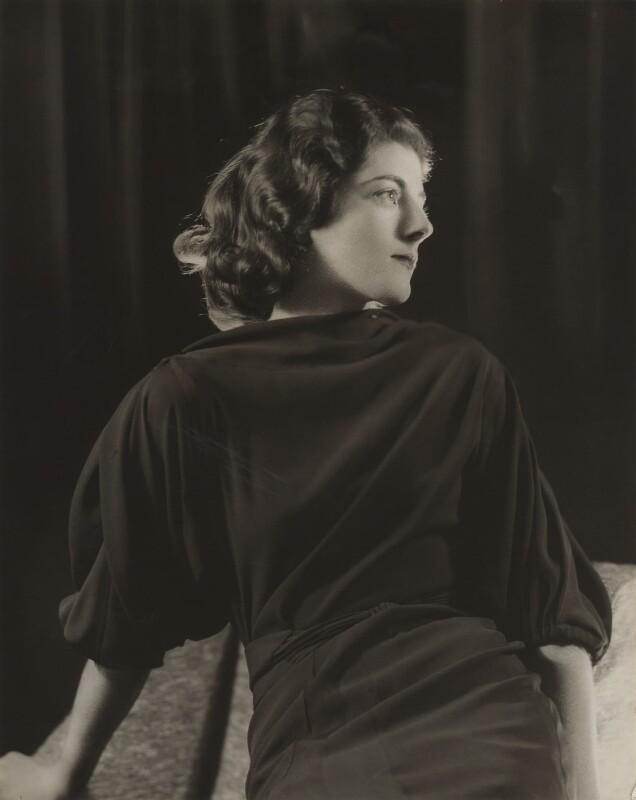 Sarah Churchill, by Bassano Ltd, 1935 - NPG x84052 - © National Portrait Gallery, London