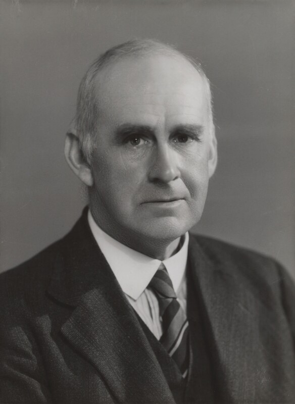 Sir Arthur Eddington, by Bassano Ltd, 30 May 1939 - NPG x84153 - © National Portrait Gallery, London