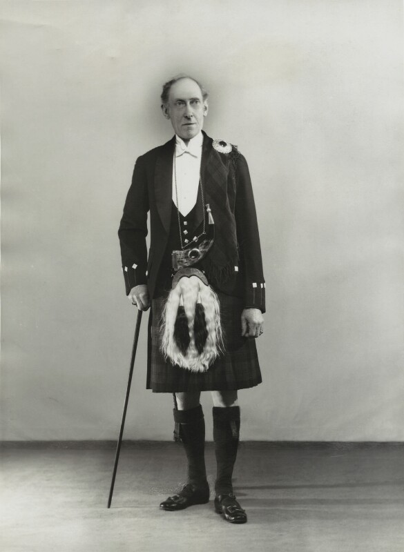 Sir James Malcolm Monteith Erskine, by Bassano Ltd, 27 November 1936 - NPG x84172 - © National Portrait Gallery, London