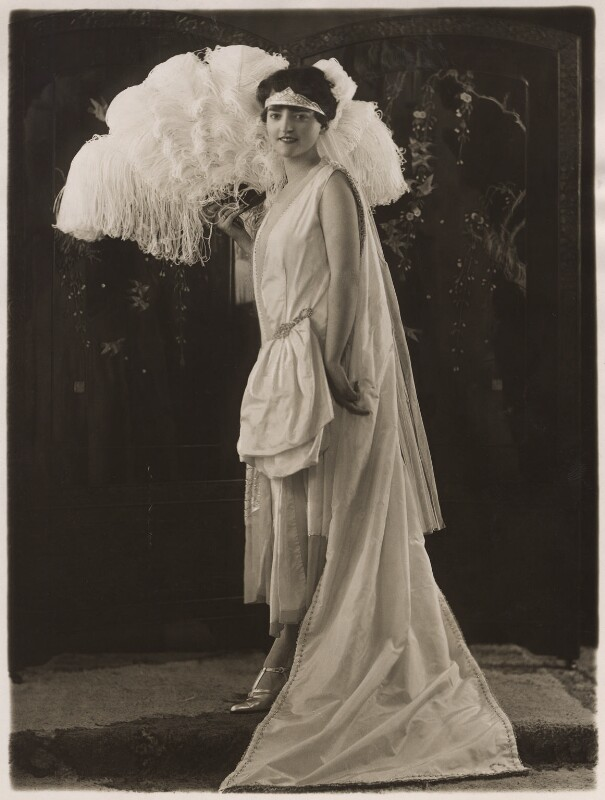 Margaret Frame, by Bassano Ltd, May 1928 - NPG x84190 - © National Portrait Gallery, London