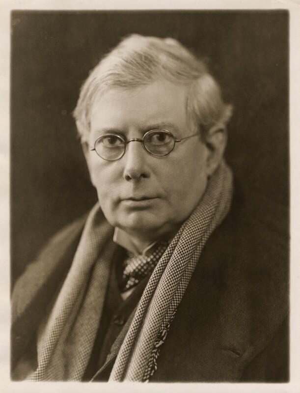 Sir George James Frampton, by Bassano Ltd, 26 November 1921 - NPG x84204 - © National Portrait Gallery, London