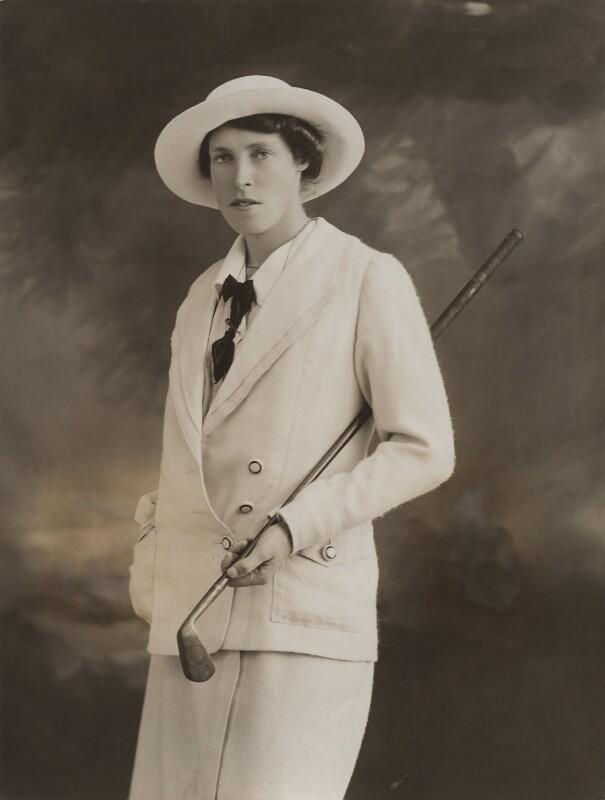 Madge Neil Fraser, by Bassano Ltd, circa 1910 - NPG x84205 - © National Portrait Gallery, London