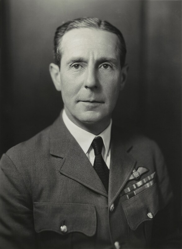 Sir Philip Bennet Joubert de la Ferté, by Bassano Ltd, May 1936 - NPG x84208 - © National Portrait Gallery, London