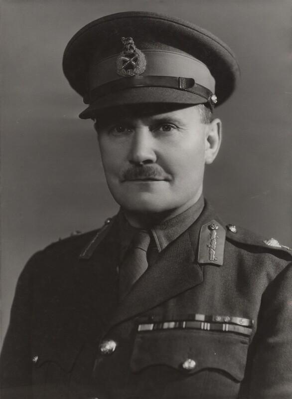 Bernard Cyril Freyberg, 1st Baron Freyberg, by Bassano Ltd, 20 November 1939 - NPG x84210 - © National Portrait Gallery, London