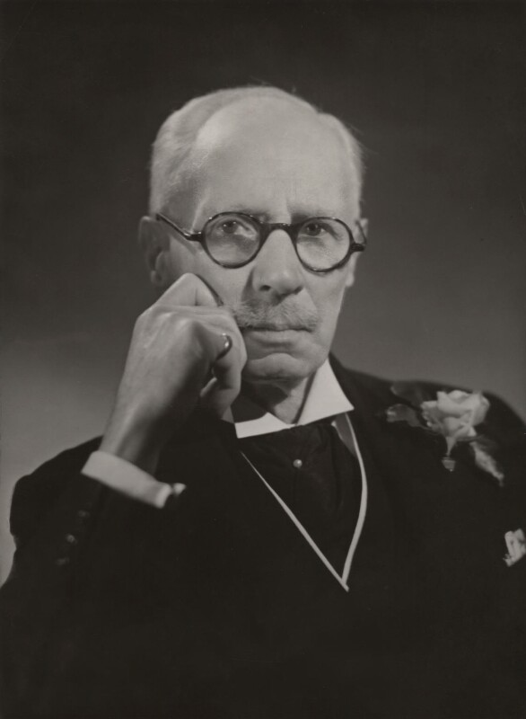 Theodore John Valentine Fielden, by Bassano Ltd, 14 November 1944 - NPG x84212 - © National Portrait Gallery, London