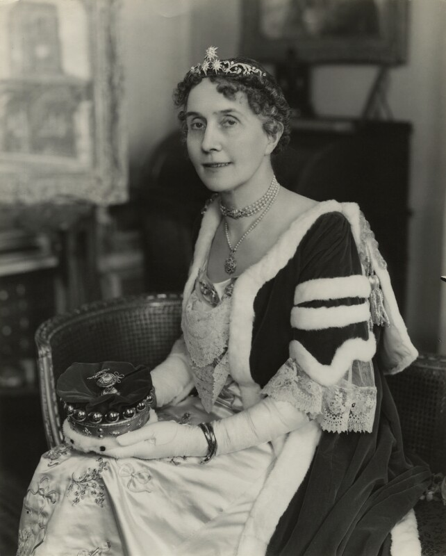 Fairlie Harmar, by Bassano Ltd, 4 May 1937 - NPG x84295 - © National Portrait Gallery, London
