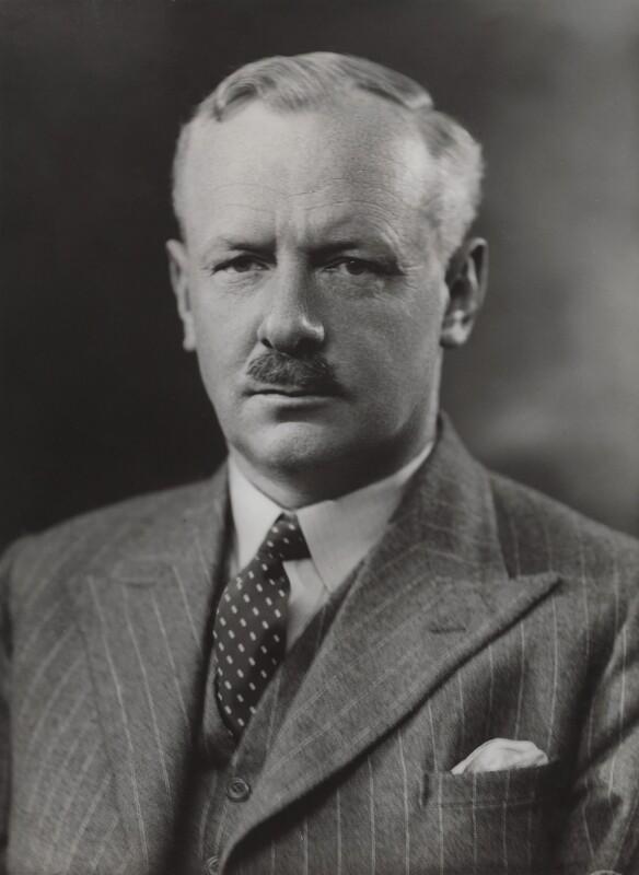 Sir Arthur Travers ('Bomber') Harris, 1st Bt, by Bassano Ltd, June 1937 - NPG x84305 - © National Portrait Gallery, London