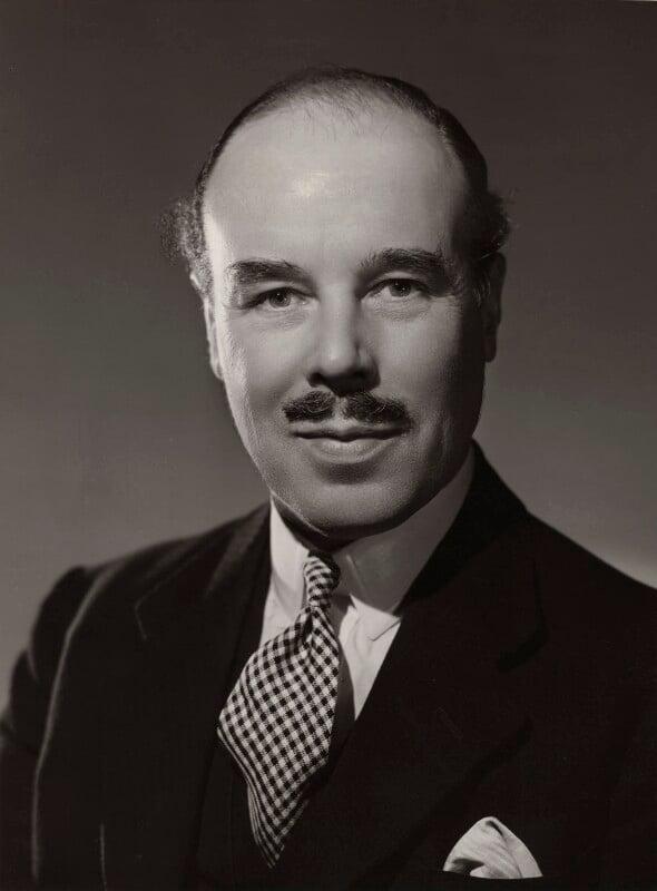 Sir Colin Norman Thornton-Kemsley, by Bassano Ltd, 1950 - NPG x84339 - © National Portrait Gallery, London