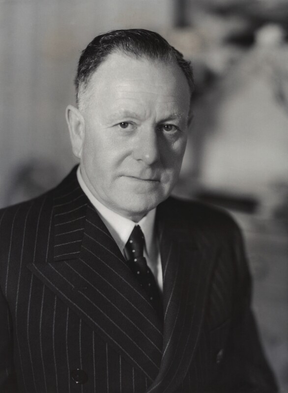 William Henry Jeanes, by Bassano Ltd, March 1938 - NPG x84355 - © National Portrait Gallery, London