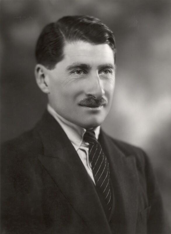 Hon. Michael Claude Hamilton Bowes-Lyon, by Bassano Ltd, 21 December 1927 - NPG x84360 - © National Portrait Gallery, London