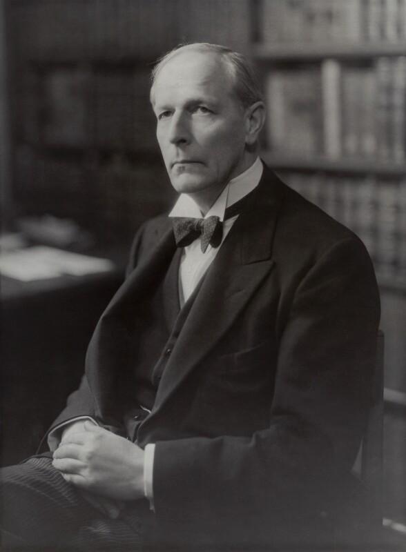 William Allen Jowitt, 1st Earl Jowitt, by Bassano Ltd, July 1940 - NPG x84365 - © National Portrait Gallery, London