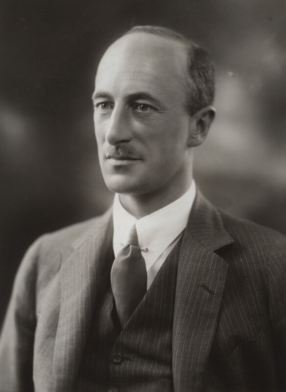 Laurence John Cadbury, by Bassano Ltd, 1920s - NPG x84407 - © National Portrait Gallery, London
