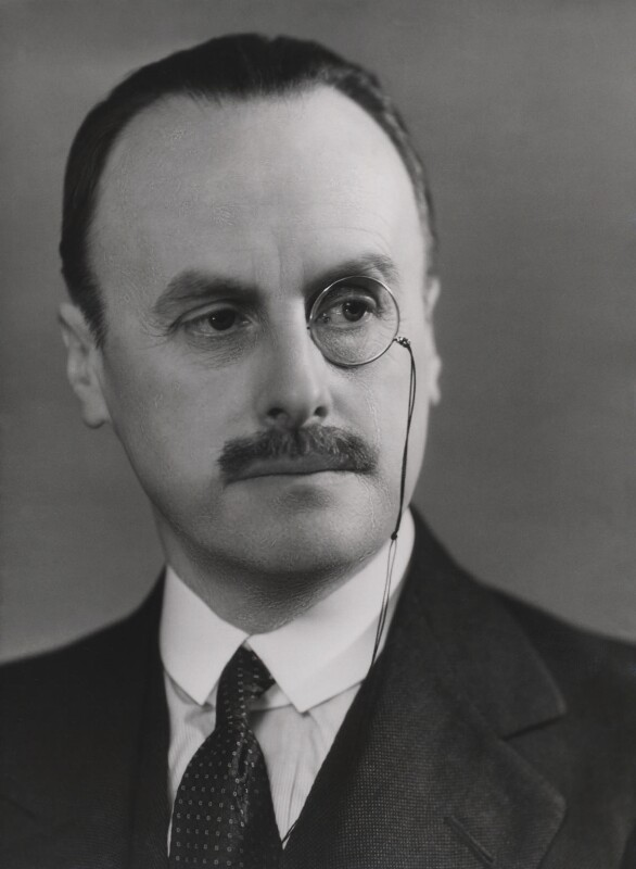 Sir (Charles) Michael Palairet, by Bassano Ltd, 18 May 1939 - NPG x84423 - © National Portrait Gallery, London