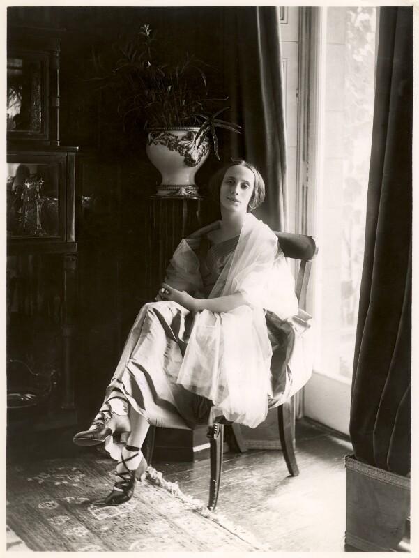 Anna Pavlova, by Bassano Ltd, 28 June 1920 - NPG x84446 - © National Portrait Gallery, London
