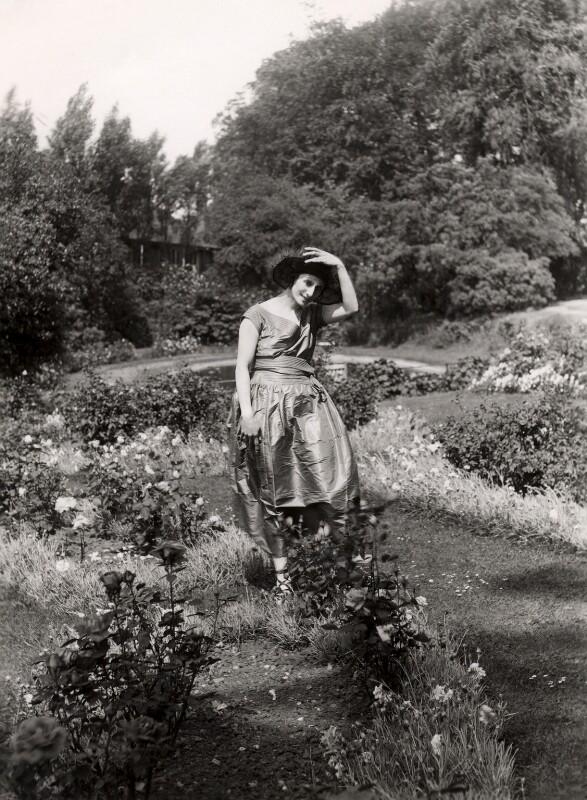 Anna Pavlova, by Bassano Ltd, 28 June 1920 - NPG x84448 - © National Portrait Gallery, London