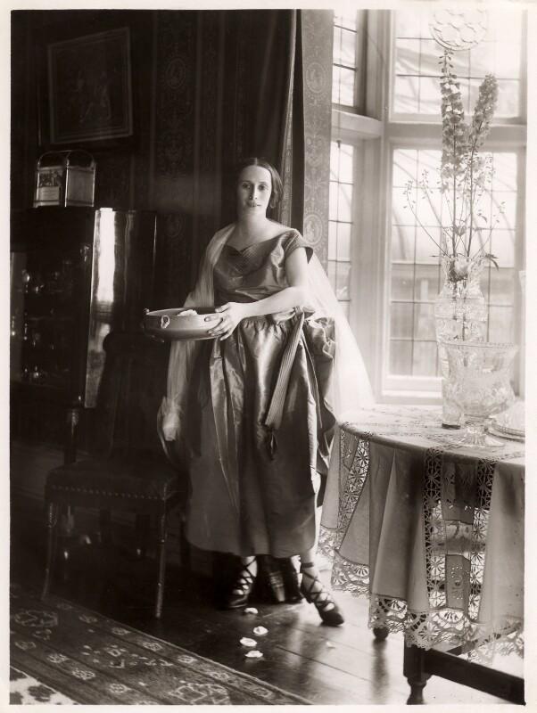Anna Pavlova, by Bassano Ltd, 28 June 1920 - NPG x84450 - © National Portrait Gallery, London