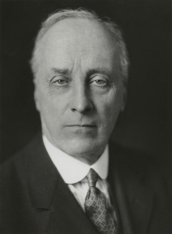 Sir Charles Reed Peers, by Bassano Ltd, 1922 - NPG x84466 - © National Portrait Gallery, London