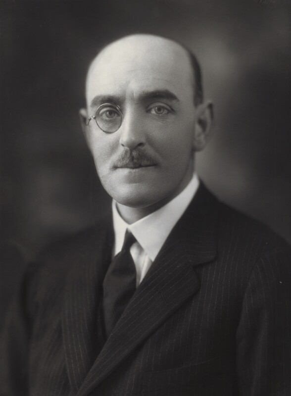 Herbert Robin Cayzer, 1st Baron Rotherwick, by Bassano Ltd, 1924 - NPG x84631 - © National Portrait Gallery, London