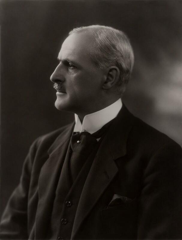 Charles Mark Clement Rudkin, by Bassano Ltd, 1924 - NPG x84639 - © National Portrait Gallery, London