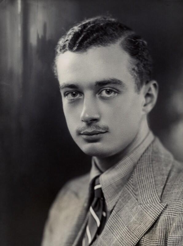Michael John Hicks Beach, 2nd Earl St Aldwyn, by Bassano Ltd, 27 October 1932 - NPG x84690 - © National Portrait Gallery, London