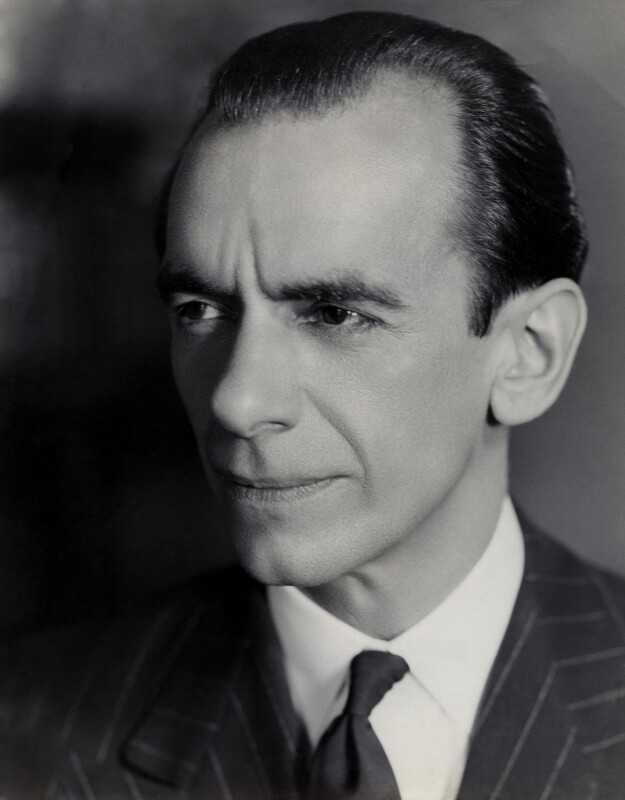 Malcolm Sargent, by Bassano Ltd, 22 June 1938 - NPG x84700 - © National Portrait Gallery, London