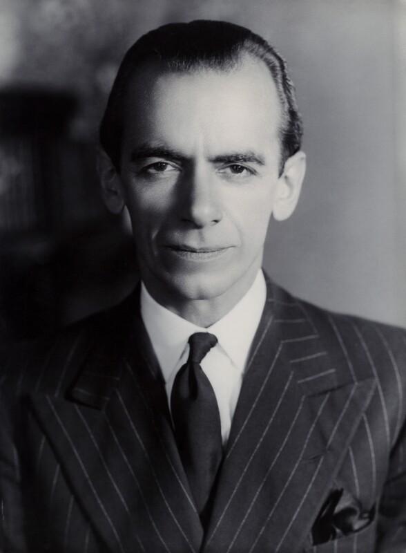 Malcolm Sargent, by Bassano Ltd, 22 June 1938 - NPG x84701 - © National Portrait Gallery, London