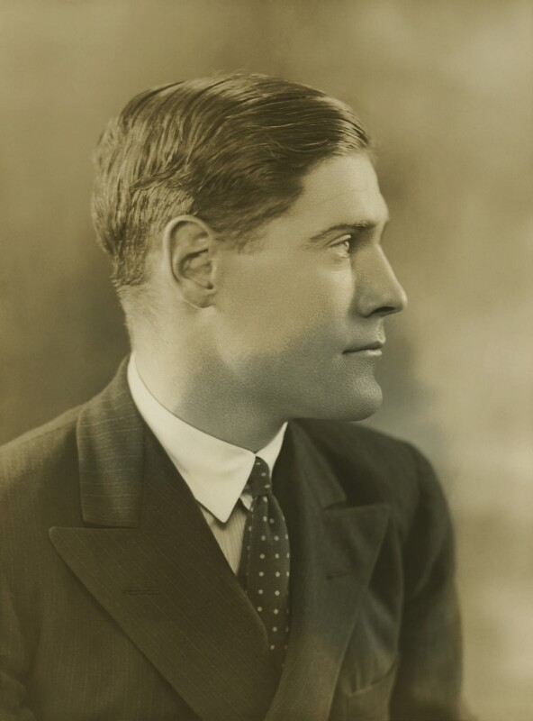 James Maurice Scott, by Bassano Ltd, 1933 - NPG x84711 - © National Portrait Gallery, London