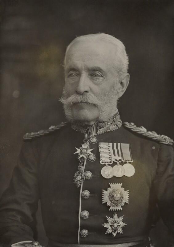 Lord William Frederick Ernest Seymour, by Bassano Ltd,  - NPG x84718 - © National Portrait Gallery, London