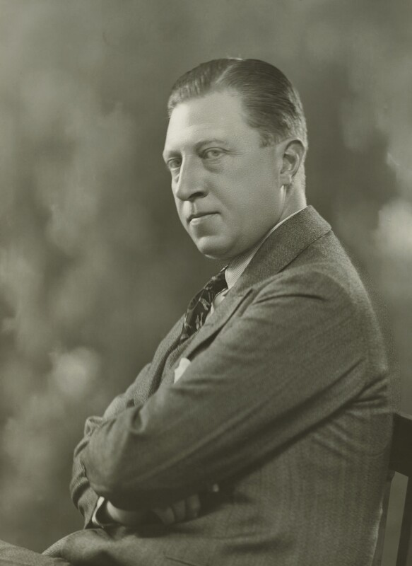 Sir Osbert Sitwell, by Bassano Ltd, 29 September 1933 - NPG x84788 - © National Portrait Gallery, London