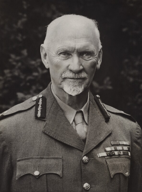 Jan Christian Smuts, by Bassano Ltd, 1947 - NPG x84808 - © National Portrait Gallery, London
