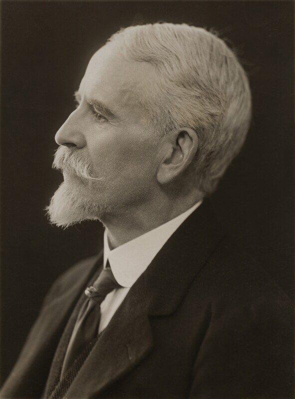 Frank Dicksee, by Bassano Ltd, 23 March 1921 - NPG x84889 - © National Portrait Gallery, London