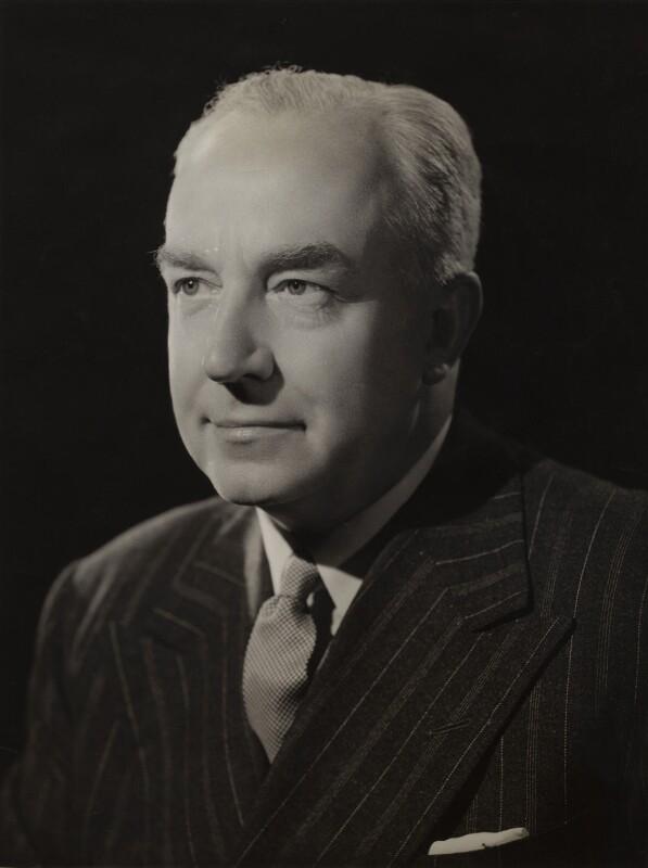 William Miles Webster Thomas, Baron Thomas, by Bassano Ltd,  - NPG x84900 - © National Portrait Gallery, London