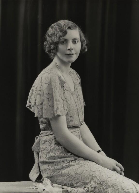 Eileen Tremayne, by Bassano Ltd, June 1934 - NPG x84918 - © National Portrait Gallery, London