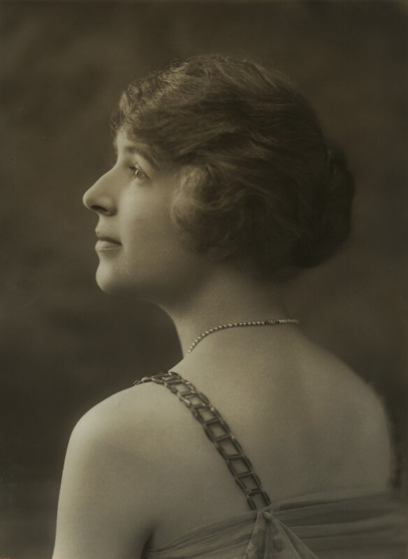 Louise Trenton, by Bassano Ltd, 1920 - NPG x84923 - © National Portrait Gallery, London