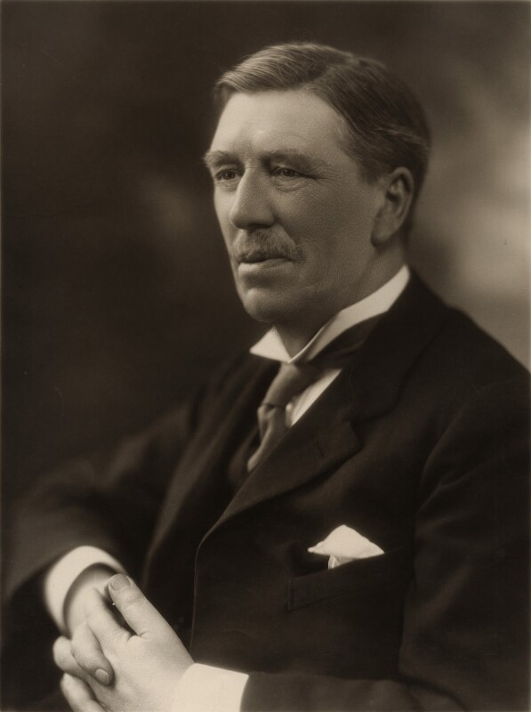 Sir (Charles) Edward Troup, by Bassano Ltd, 1924 - NPG x84931 - © National Portrait Gallery, London