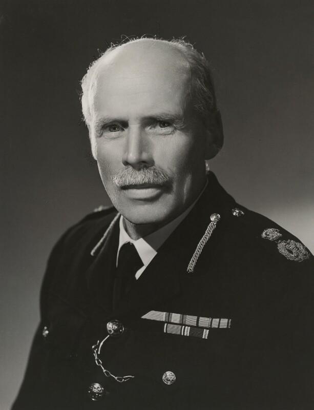 Sir (Herbert) Alker Tripp, by Bassano Ltd, 1946 - NPG x84934 - © National Portrait Gallery, London