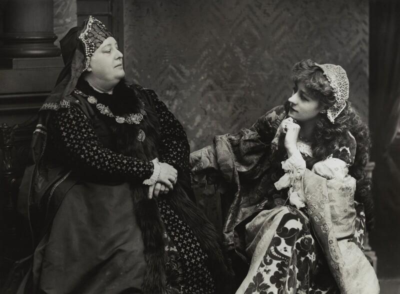 In 'King Henry VIII', by Alexander Bassano, 1892 - NPG x84960 - © National Portrait Gallery, London