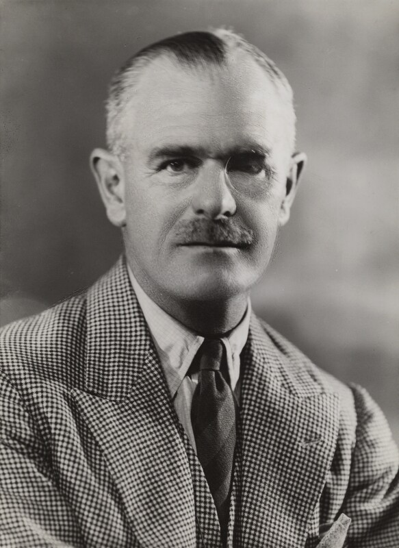 Archibald Percival Wavell, 1st Earl Wavell, by Bassano Ltd, 6 August 1937 - NPG x84996 - © National Portrait Gallery, London