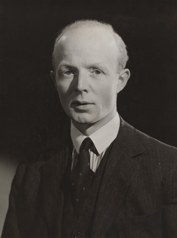 Edward George Younger, 3rd Viscount Younger of Leckie, by Bassano Ltd, 1947 - NPG x85080 - © National Portrait Gallery, London