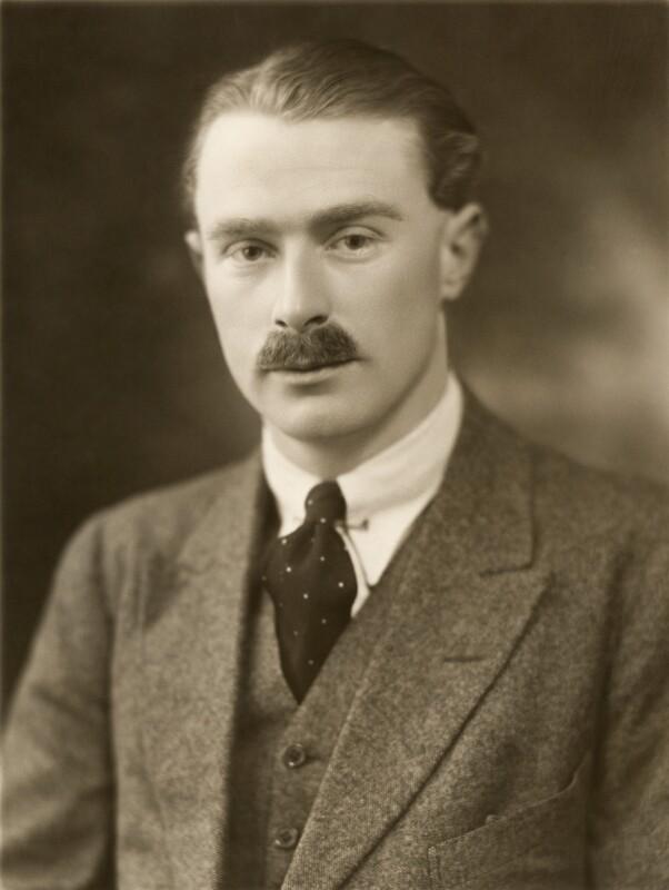 Robert Power Trench, 4th Baron Ashtown, by Bassano Ltd, 4 March 1922 - NPG x85247 - © National Portrait Gallery, London