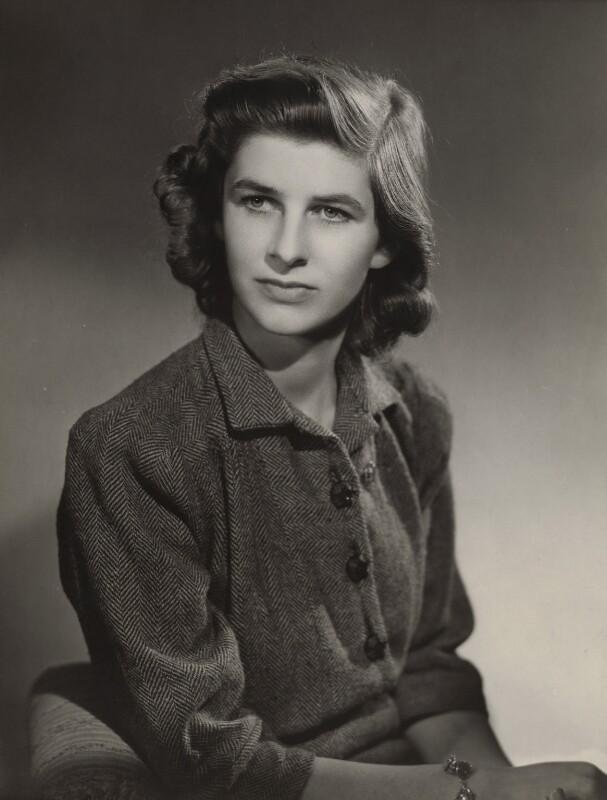 Suzanne Woodhouse (née Irwin), Lady Terrington, by Bassano Ltd,  - NPG x85279 - © National Portrait Gallery, London