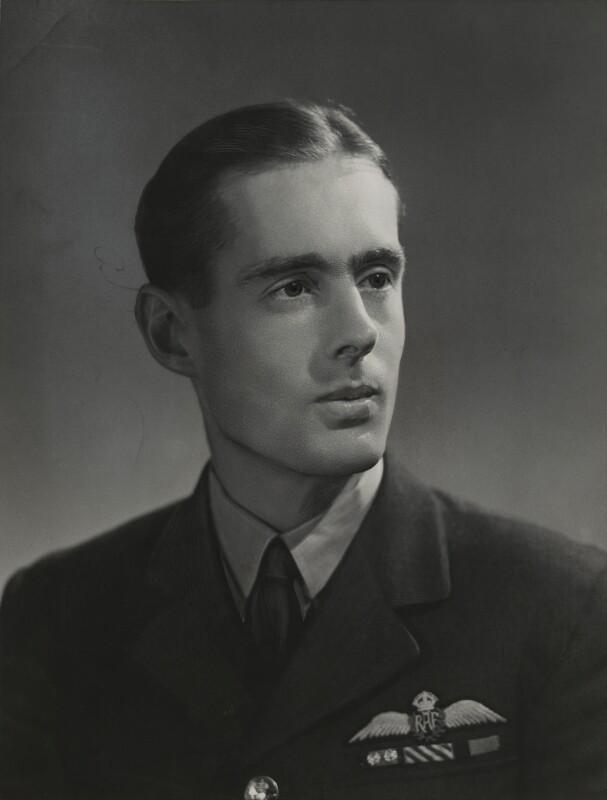 Leonard Cheshire, Baron Cheshire, by Bassano Ltd, 17 August 1944 - NPG x85328 - © National Portrait Gallery, London